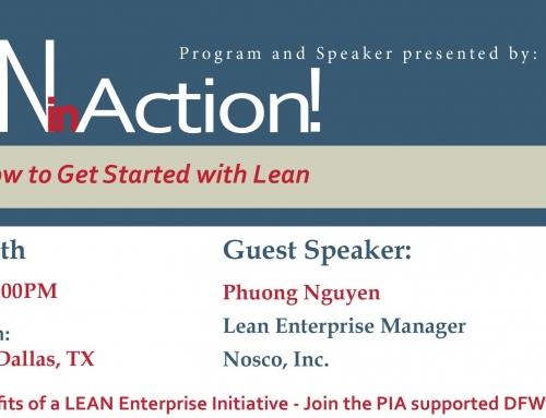DFW Lean Focus Group Meeting