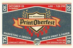 TX/OK PrintOberfest 2018
