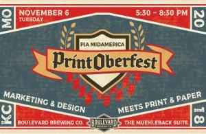 KC/MO PrintOberfest 2018